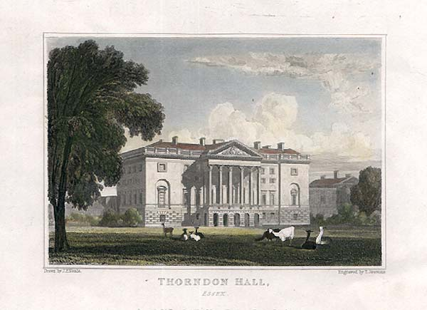 old thorndon hall essex